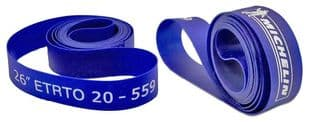 """26"""" Bicycle Wheel Rim Tapes, Pack of 2 - MICHELIN 803181"""